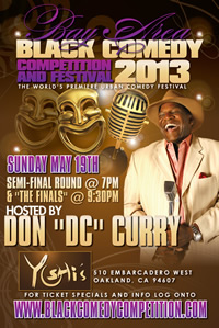 "Don ""DC"" Curry Hosts BABCCF Semi-Finals"