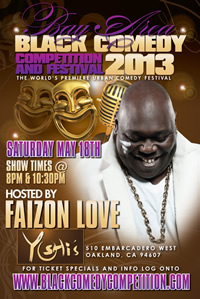 Faizon Love Host BABCCF Round 1D