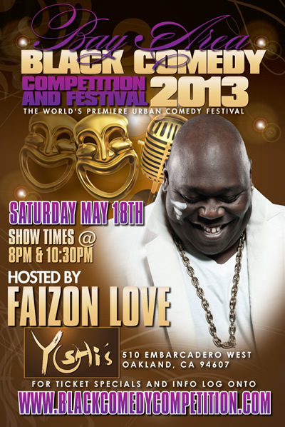 Faizon Love Host Saturday
