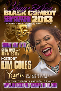 Kim Coles Host Friday
